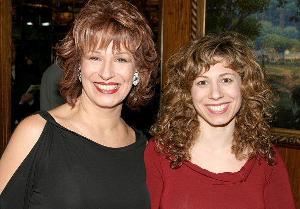 Joy Behar and daughter Eve during Opening Night of Wicked on Broadway in New York City | Photo: Getty Images