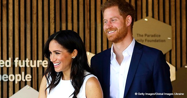 Meghan Markle & Prince Harry Share Unseen Photos from 2017 Botswana Trip after Opening IG Account