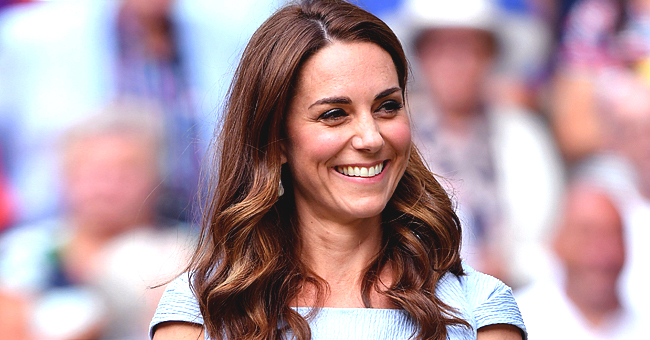 Kensington Palace Shares Unseen Snap of Kate Middleton Judging the Royal Garden Design Contest