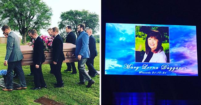 Josh Duggar Spotted among Pallbearers at Mary Duggar's Funeral despite Sexual Abuse Scandal