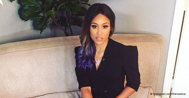 Eve Gets Candid about Her Struggle to Conceive
