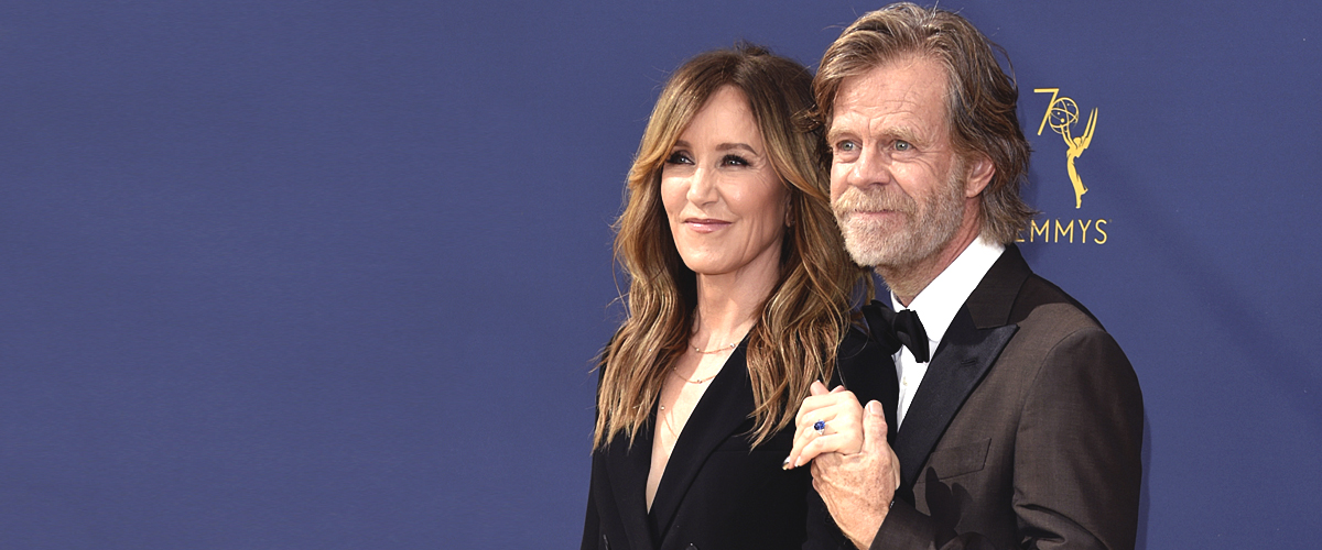"""Felicity Huffman Only Said """"Yes"""" to Husband William H Macy the Third Time He Proposed"""