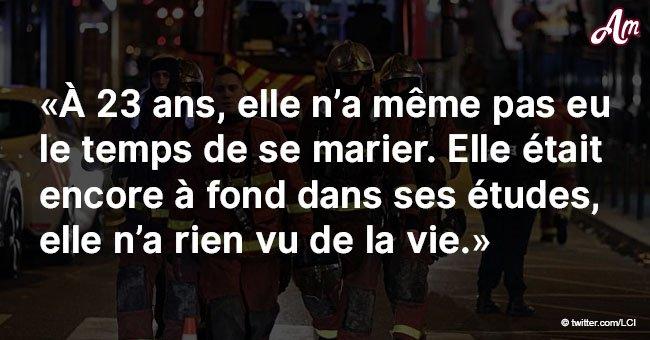 'Miriam, c'était notre fierté': le cousin d'une étudiante de 23 ans qui est morte dans un incendie à Paris témoigne