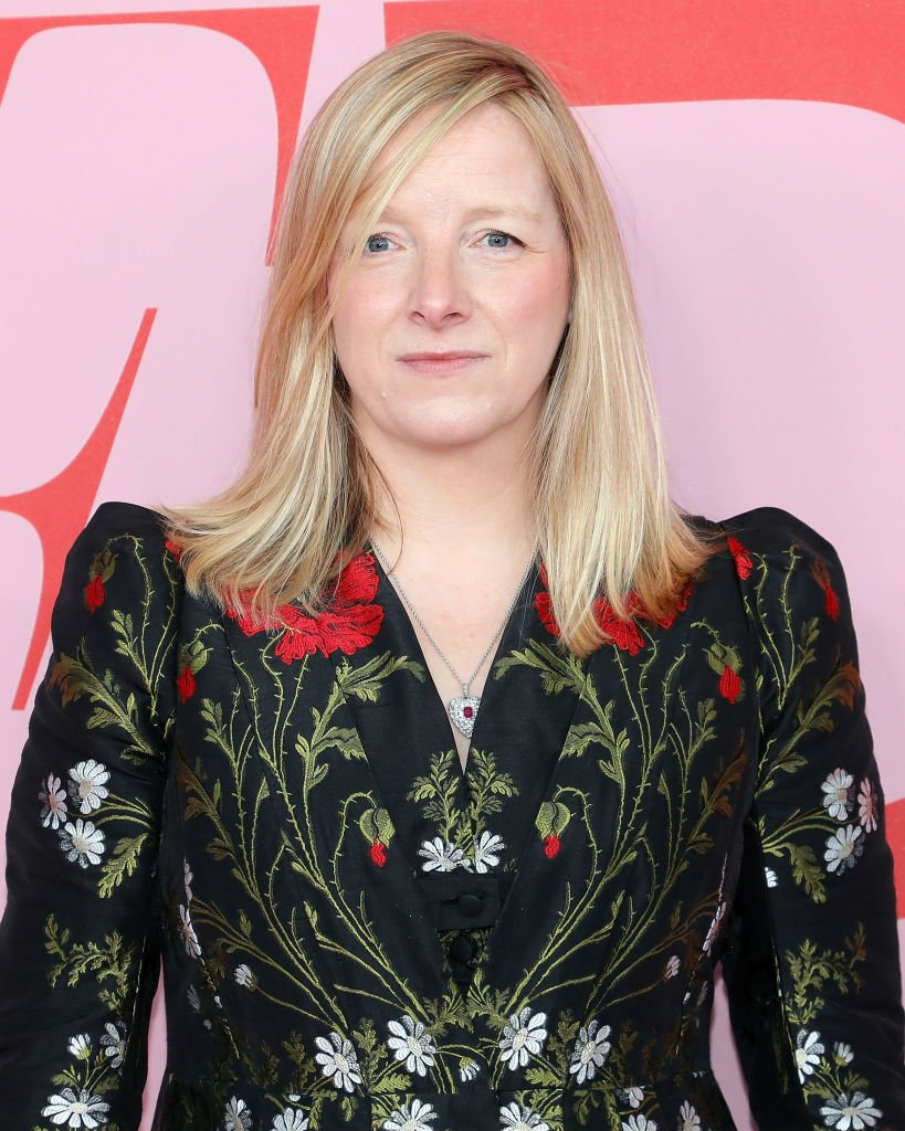 Sarah Burton attends the 2019 CFDA Fashion Awards at The Brooklyn Museum on June 3, 2019 | Photo: Getty Images