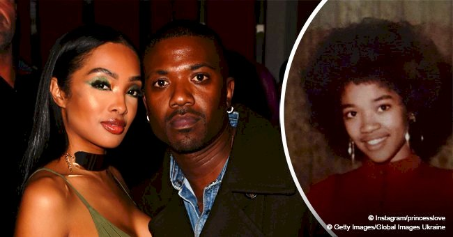 Ray J's wife Princess Love shares throwback pic & birthday note to Sonja Norwood after family feud