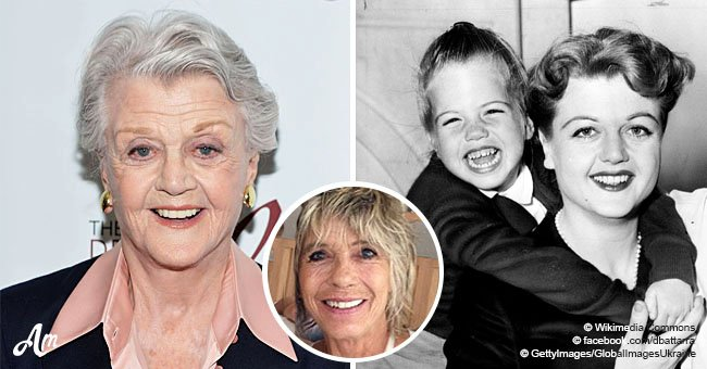 Angela Lansbury's daughter is 65 years old now and she looks so similar to her famous mom