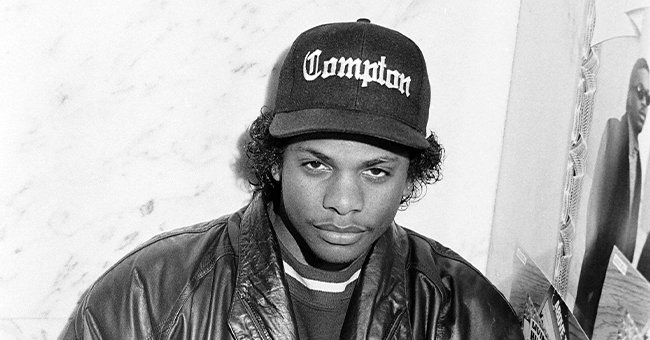 Rapper Eazy-E in a portrait taken on March 1, 1990 in New York City. | Photo: Getty Images