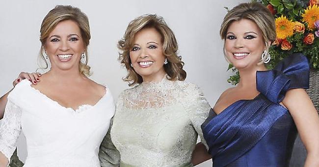 La increíble amistad que une a Rocío Carrasco y las hermanas Campos