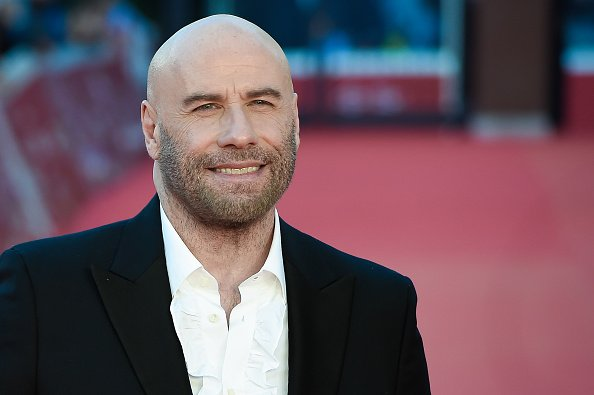 John Travolta beim Rome-Filmfest 2019 in Rom | Quelle: Getty Images
