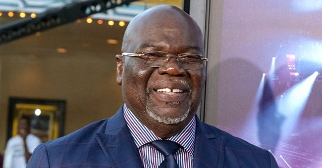 TD Jakes' Daughter Sarah Shows off Her Curves in Figure-Hugging White Dress in a Throwback Photo