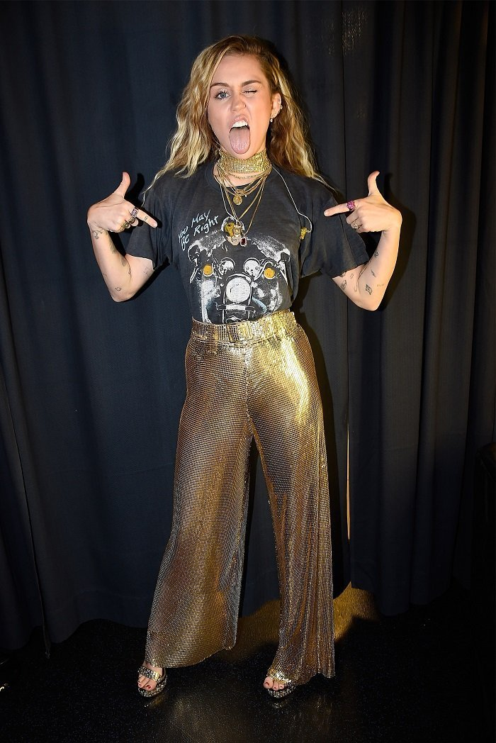 Miley Cyrus I Image: Getty Images