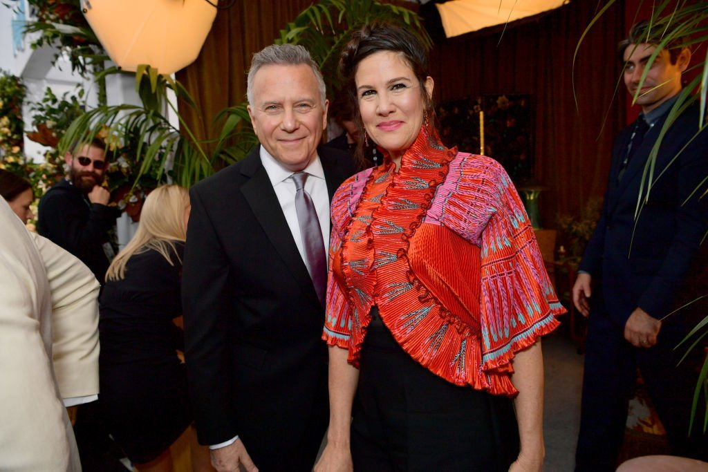 Paul Reiser and Paula Ravets on January 19, 2020 in Los Angeles, California | Photo: Getty Images/Global Images Ukraine