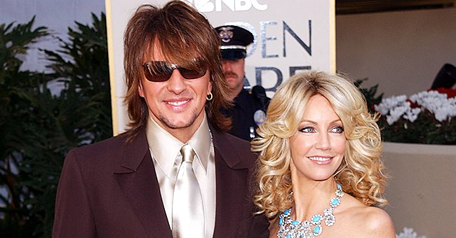 Heather Locklear's Ex Richie Sambora Is Excited Following News of Her Engagement