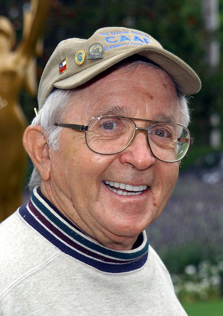 Arte Johnson at the 3rd Annual Academy of Television Arts and Sciences Foundation Celebrity Golf Classic. Photo: Getty Images/GlobalImagesUkraine