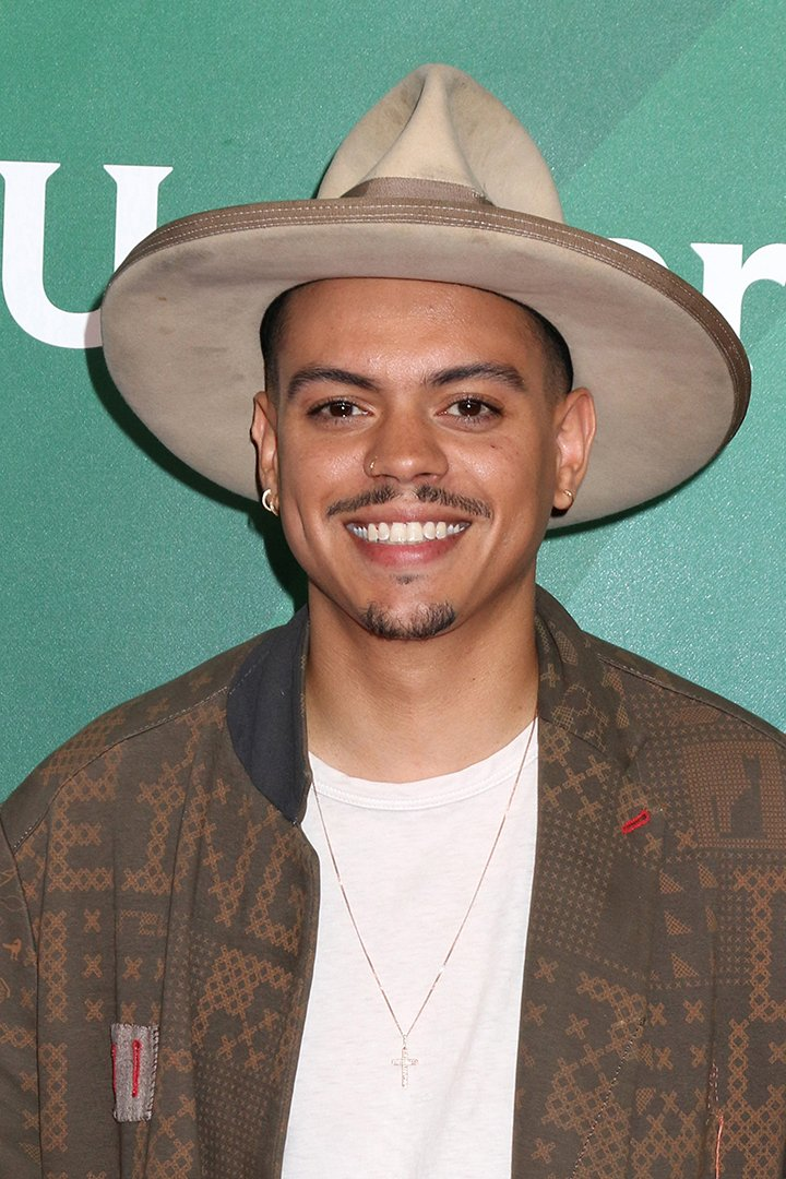 Evan Ross attends the NBCUniversal Summer Press Day 2018 at Universal Studios Backlot on May 2, 2018 in Universal City, California. I Image: Shutterstock.