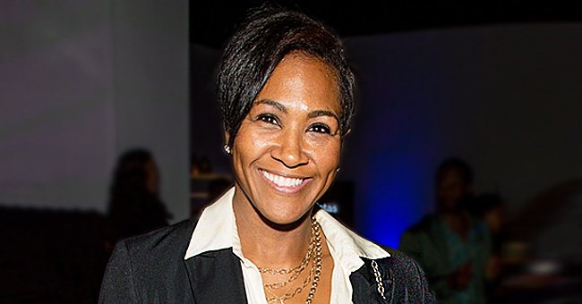 See Terri J Vaughn's 2 Sons with Cute Haircuts & Adorable Daughter without Her Two Front Teeth