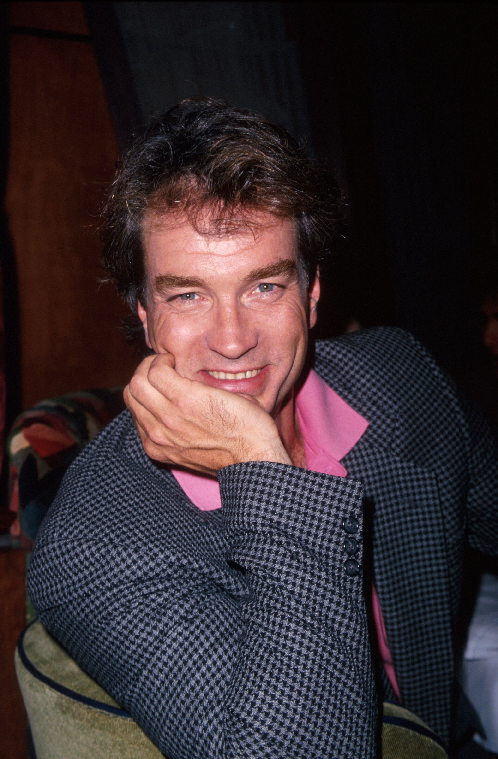 """The late """"All My Children"""" actor John Callahan 