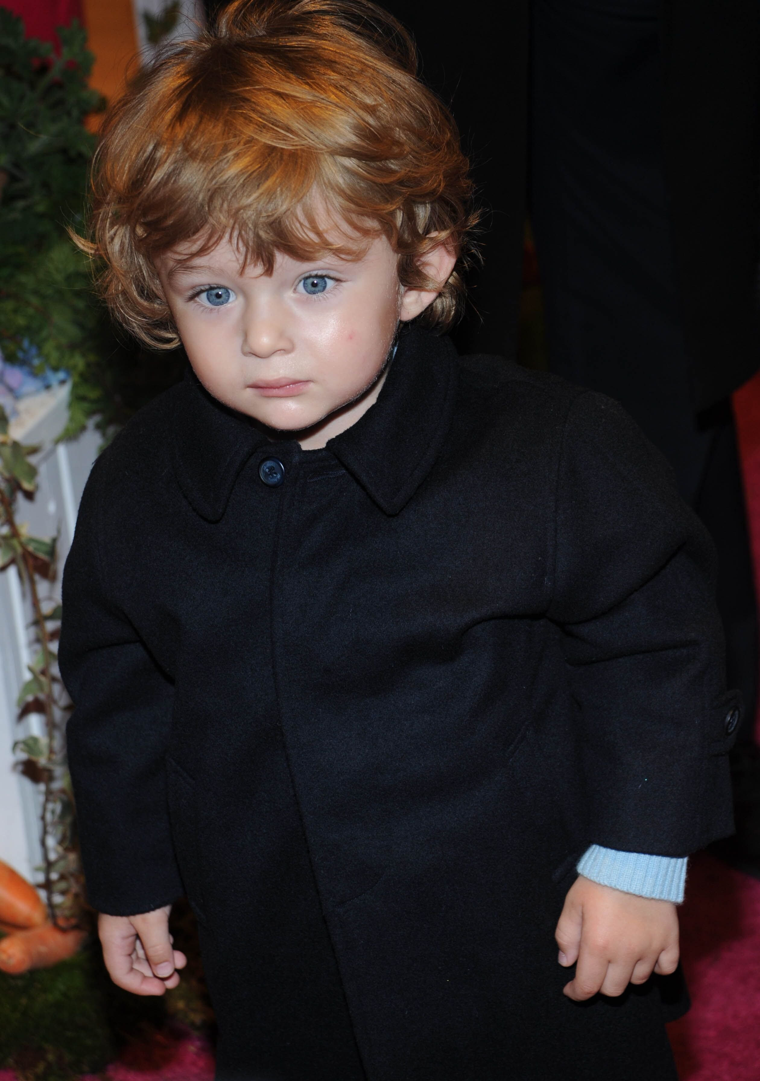 Barron Trump at the 17th Annual BUNNY HOP on March 11, 2008. | Source: Getty Images