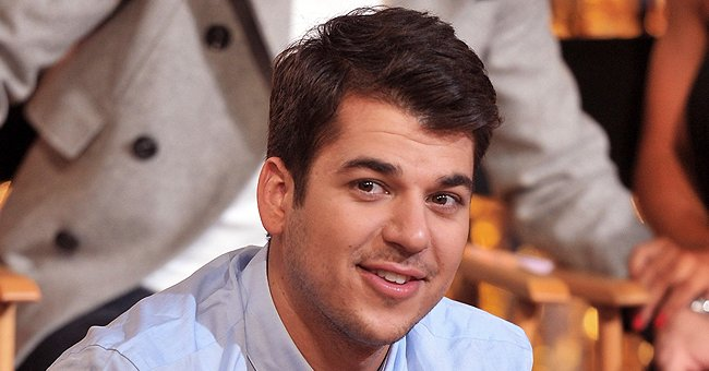 Hollywood Life: Rob Kardashian Was Deeply Moved after Seeing Daughter Dream Happy on 4th B-Day