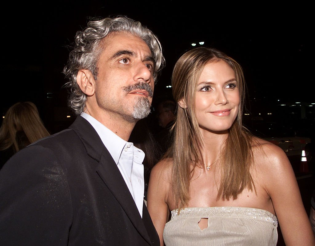 Heidi Klum und Ric Pipino, Los Angeles, USA, 2010 | Quelle: Getty images