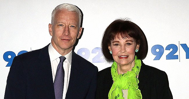 Anderson Cooper's Mom Gloria Vanderbilt Hoped to Be Alive to See Son's Kids