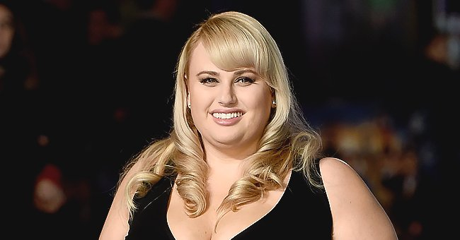 Rebel Wilson Looks Slim as She Dazzles in a Navy Blue Dress — Fans Can't Stop Praising Her