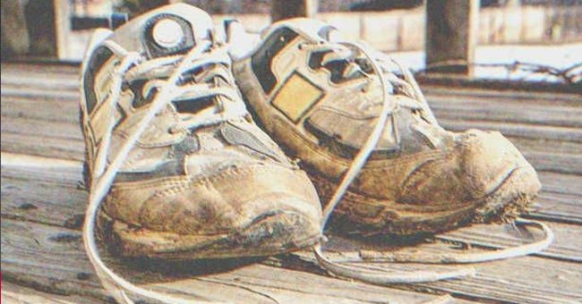 Jake ruined Chris' sneakers out of jealousy | Photo: Shutterstock