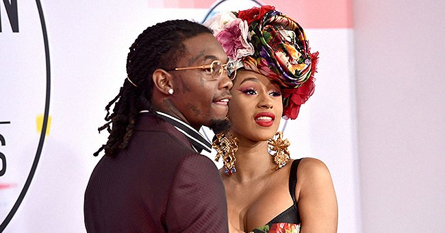 Cardi B's Daughter Kulture Is Growing up Fast — See New Pic of Her With Her Doting Dad Offset