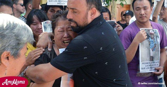 Devastada familia busca justicia para niño de 5 años que se ahogó bajo supervisión de salvavidas