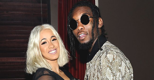 Watch Cardi B's Rapper Husband Offset Dance to a Michael Jackson Song in a Cool New Video