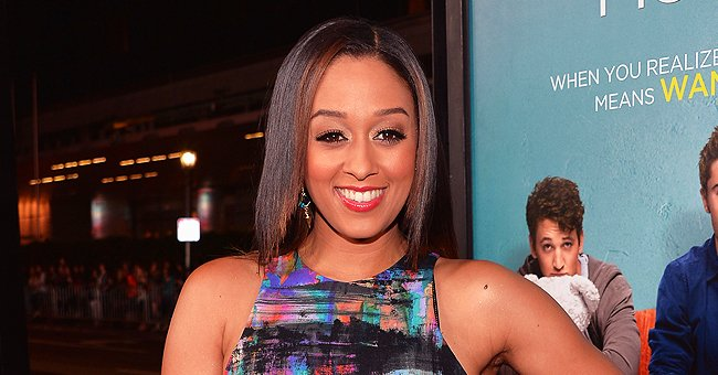 Tia Mowry of 'Family Reunion' Shows off Her Moves in a New Tik Tok Challenge Video