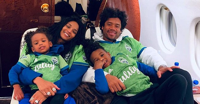 Ciara Shares Photos of Her Kids Future & Sienna with New Hairstyles Amid Quarantine