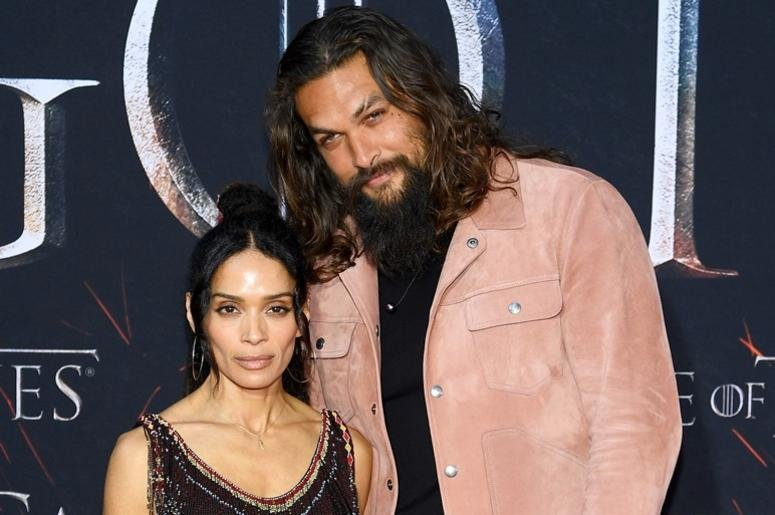 Jason Momoa and Lisa Bonet at the Season Premiere of Game of Thrones | Photo: Getty Images