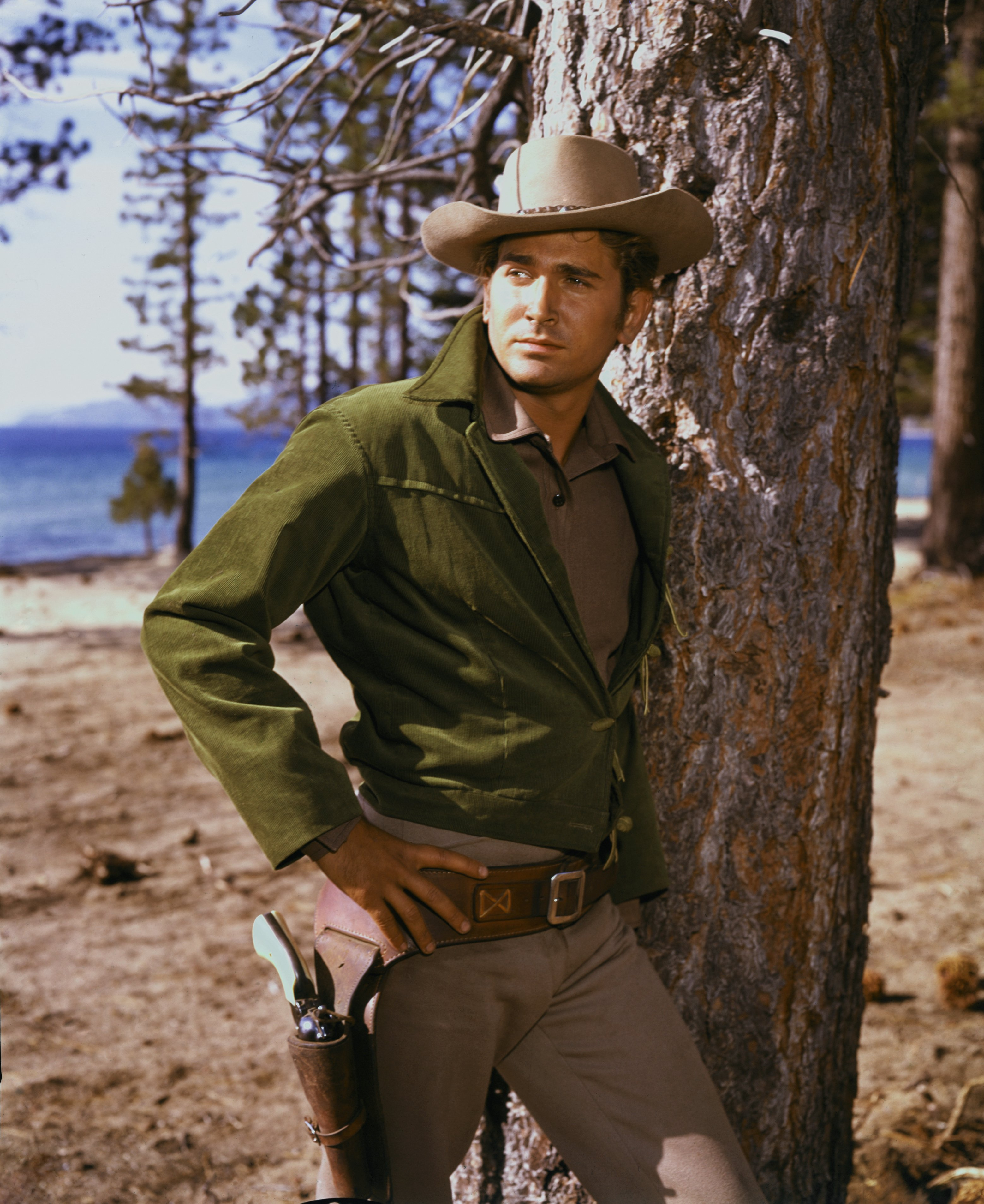 "Michael Landon Starring in ""Bonanza"" 