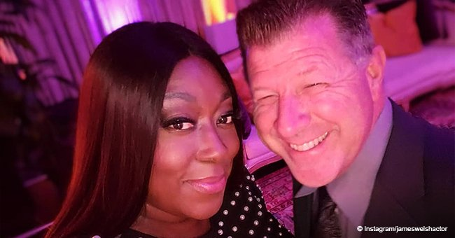 'I've been dating black men for 47 years!' Loni Love defends her decision to date outside her race