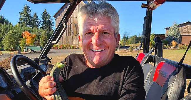 Matt Roloff From LPBW Shares His Favorite Photo Ever of Baby Granddaughter Lilah Sticking out Her Tongue