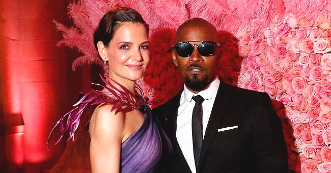 Jamie Foxx's Daughter Corinne Opens up about His Relationship with Katie Holmes