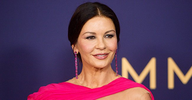 Catherine Zeta-Jones Delight Fans with a Stunning New Photo in a Pink Outfit
