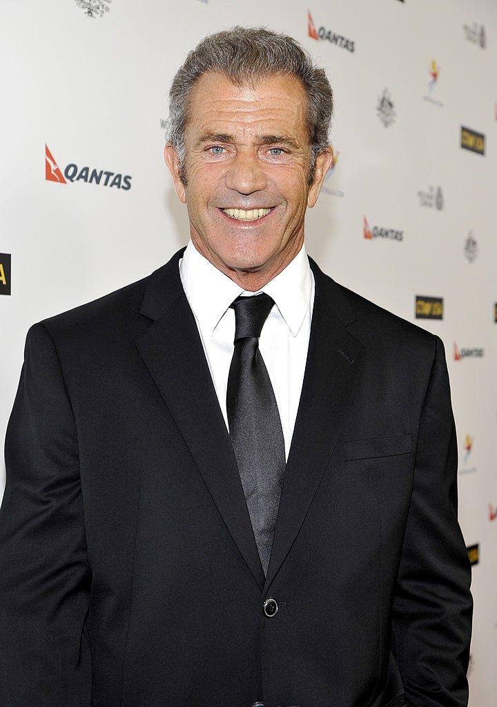 Mel Gibson asiste a la gala de corbata negra de Los Ángeles de G'Day USA, en el JW Marriott Hotel en L.A.LIVE, el 11 de enero de 2014 en Los Ángeles, California. | Imagen: Getty Images