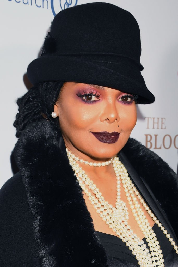 Janet Jackson at the Gatsby Gala in London in January 2020. | Photo: Getty Images