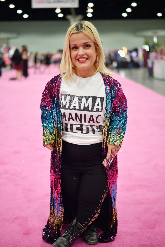 Terra Jole attending the 4th Annual RuPaul's DragCon in Los Angeles, California, in March 2018.   Image: Getty Images.