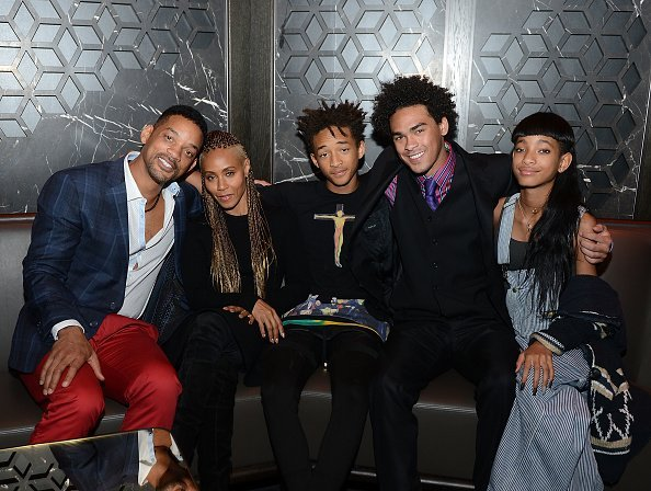 The Smiths at Trey Smith's 21st birthday at Hakkasan in 2013 | Photo: Getty Images
