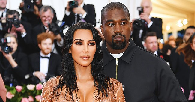 Kim Kardashian and Kanye West's Relationship Ups and Downs through the Years