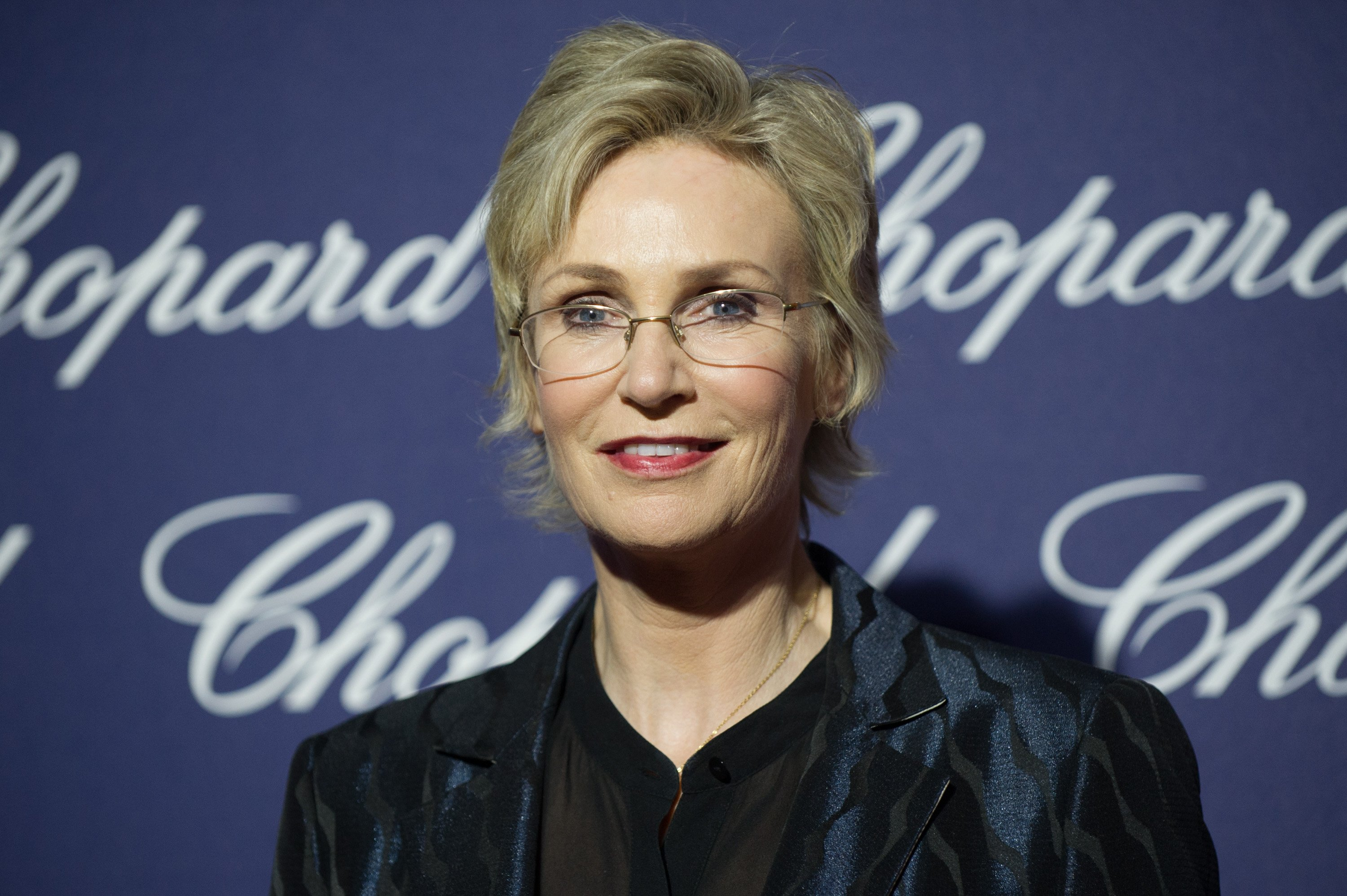 Jane Lynch attends the Annual Palm Springs International Film Festival Film Awards in California on Janaury 2, 2017   Photo: Getty Images