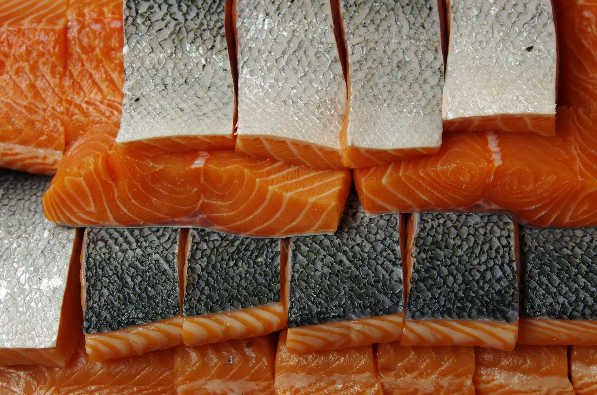 Saumon.   Image : Pexels