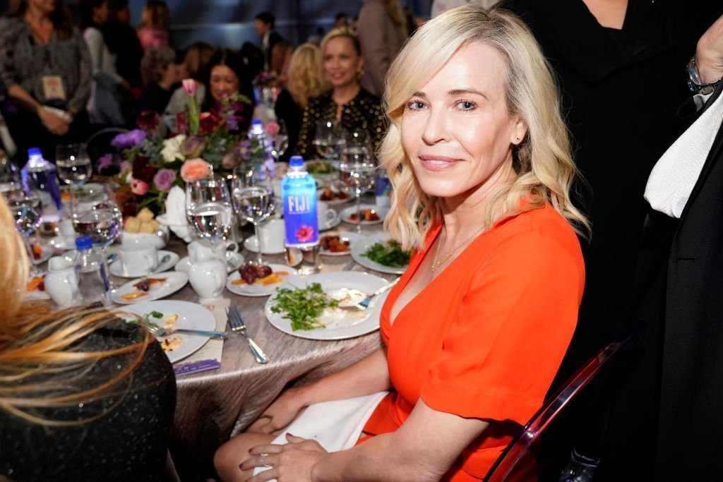 Chelsea Handler attends FIJI Water at The Hollywood Reporter's 28th Annual Women in Entertainment Breakfast at Milk Studios on December 11, 2019 | Photo: Gettymages