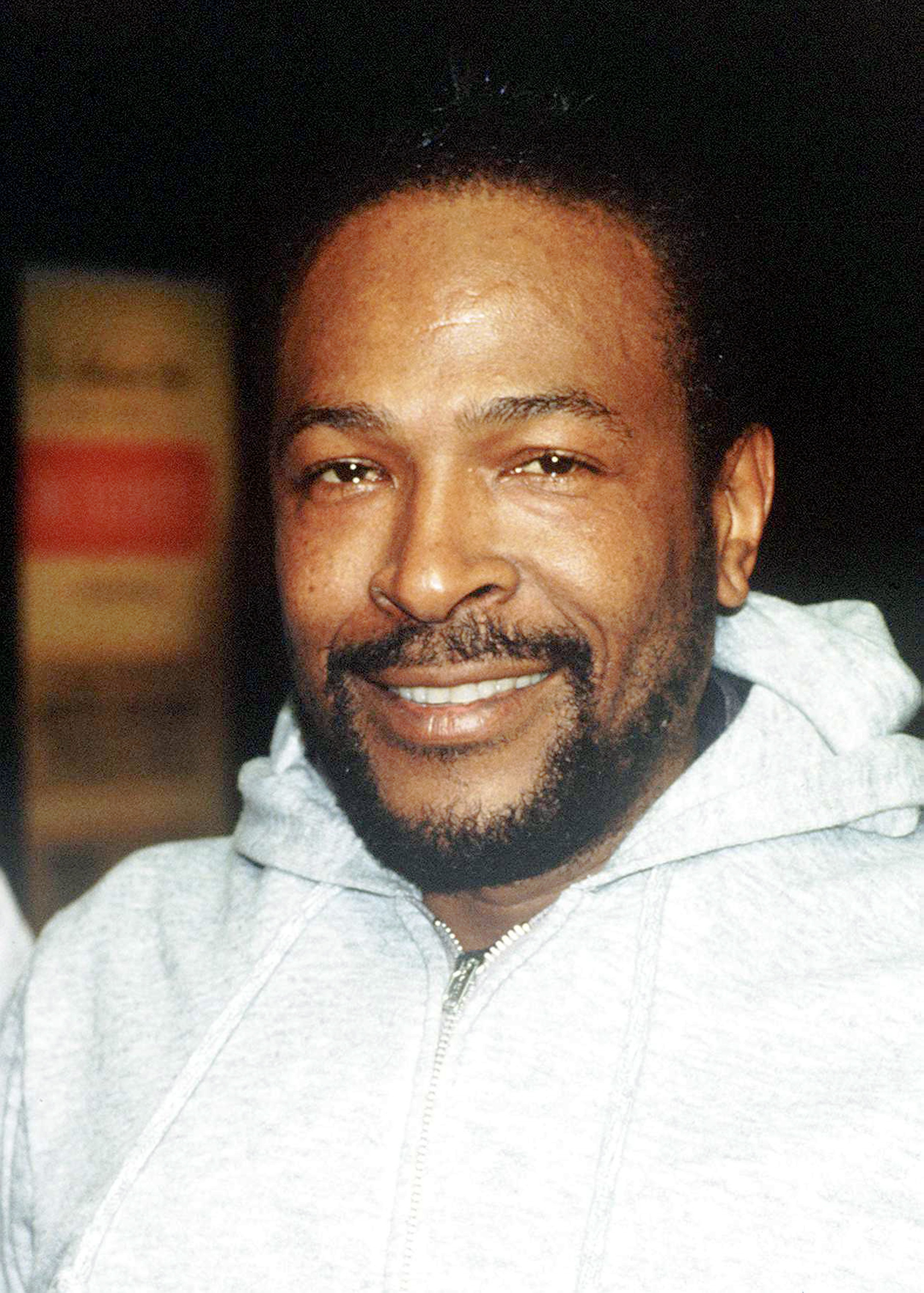 Singer Marvin Gaye (1939 - 1984), circa 1980. | Source: Getty Images
