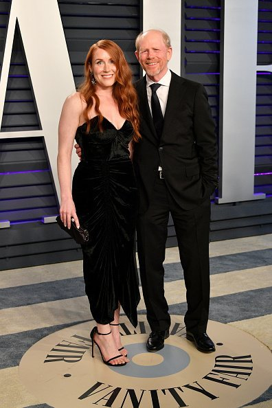 Paige Howard and Ron Howard at Wallis Annenberg Center for the Performing Arts on February 24, 2019 in Beverly Hills, California. | Photo: Getty Images