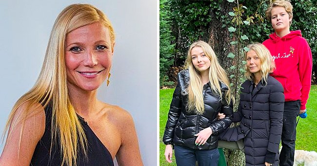 Gwyneth Paltrow Reveals Who among Her Kids Was Hit the Hardest during Quarantine