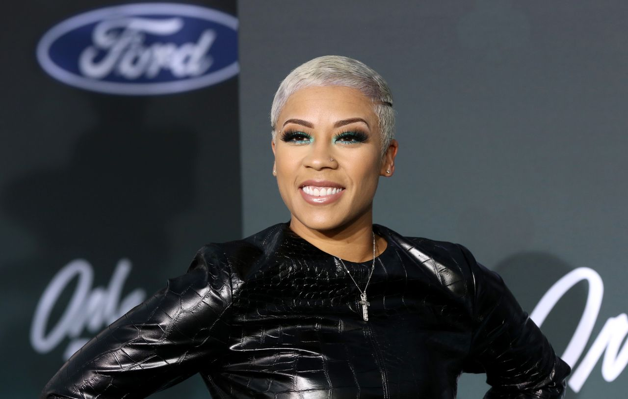 Keyshia Cole at the 2019 Soul Train Awards at the Orleans Arena on November 17, 2019 in Las Vegas, Nevada | Photo: Getty Images